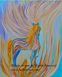 Glorious Beginning - The dream begins in a glorious array of colors. This beautiful horse carries God's presence.